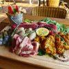 話題の新施設『JO-TERRACE OSAKA』内のカフェレストランでバーベキューが楽しめます! 大阪城公園 「good spoon All Day Brunch & Dinner & BBQ Terrace」