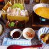 名物の海鮮ウニしゃぶが飛躍的に美味しくさらなる感動をいただきました! 淡路島 「絶景レストラン うずの丘」