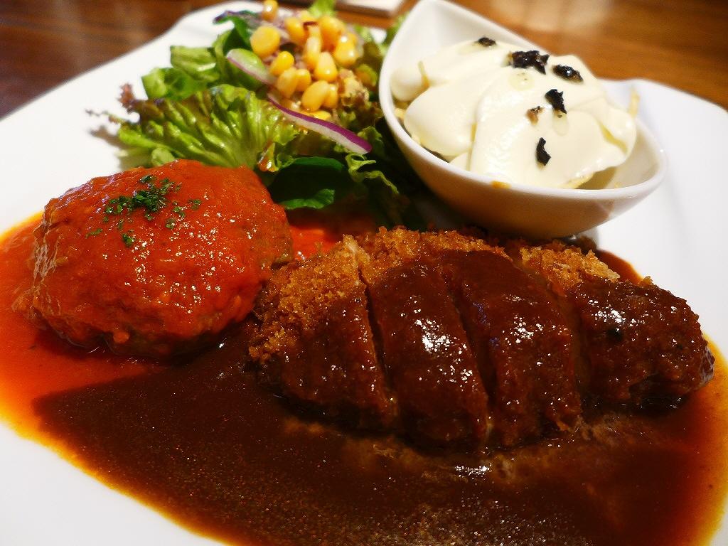 """素材と味へのこだわりが半端ではない名店グループの洋食屋さんがオープンしました"""" 心斎橋 「洋食あんじゅ」"""