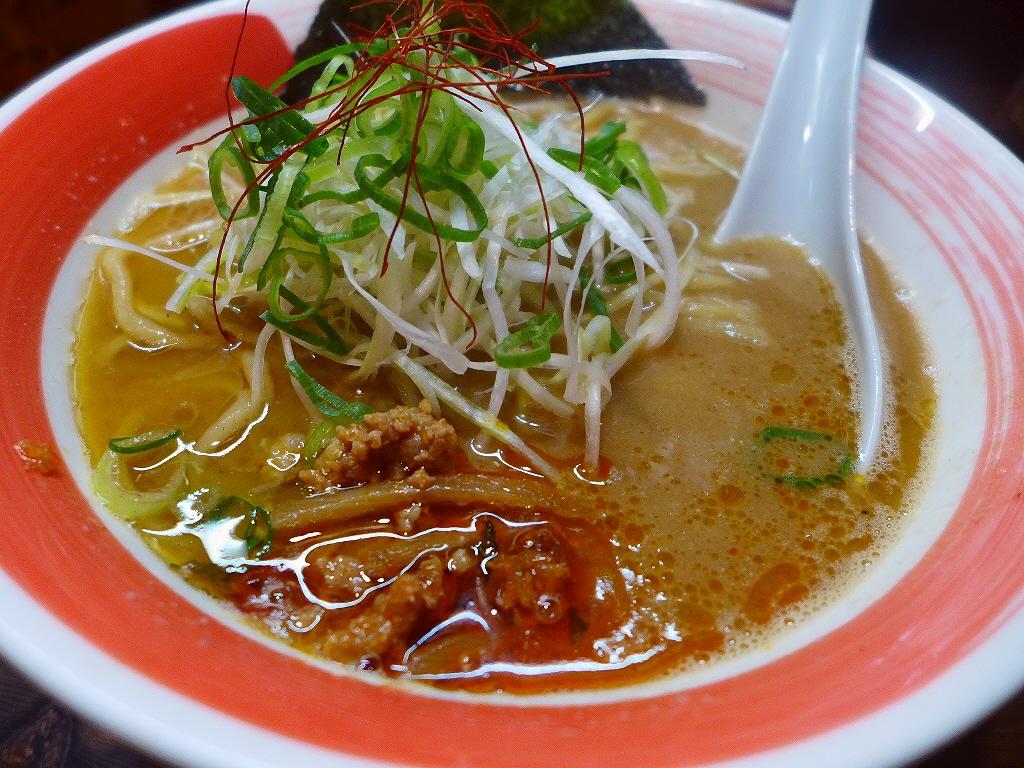 画像2: 本日のランチは新梅田食道街にあるラーメン屋さん「古今亭」に行きました。 前回初めてこのお店で「鶏白湯ラーメン」食べて、そのあまりの濃厚な味にハマってしまい、どうしても食べたくなって行ってきました(^^ 「濃厚鶏白湯らーめ... emunoranchi.com