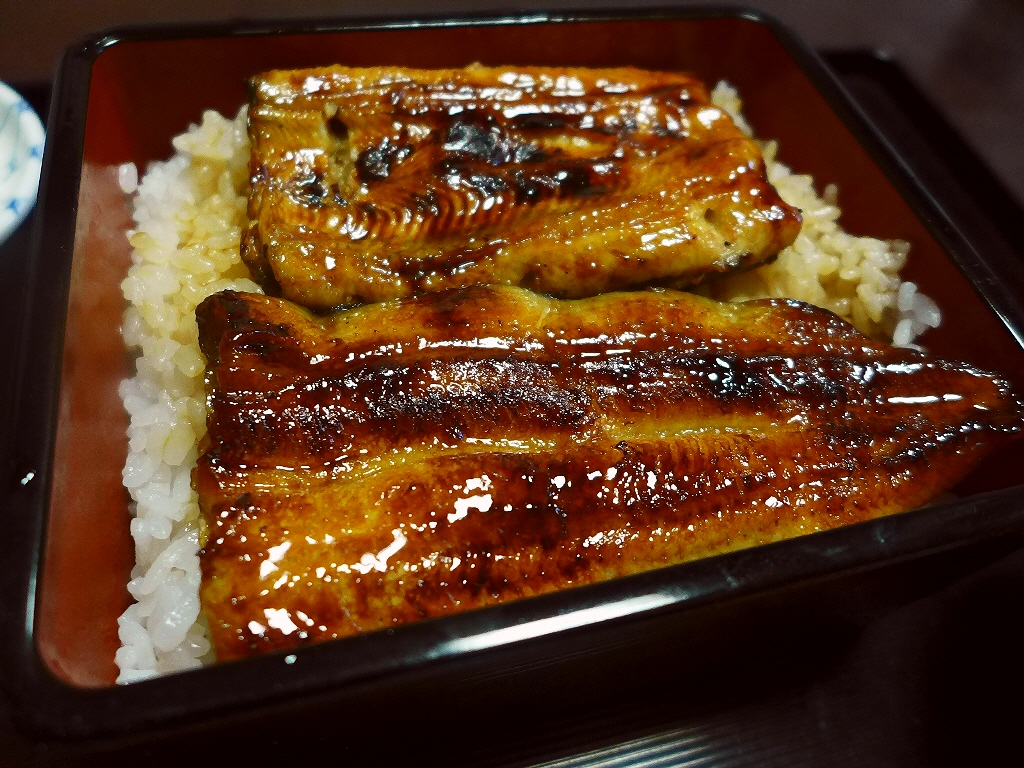 今年もこちらでいただきました!感動的に美味しい大阪最高峰の江戸前鰻! 西天満 「日本料理 由多嘉」