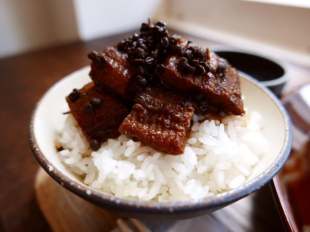 お洒落なカフェで猛烈に旨いうなぎの山椒煮ご飯をいただきました! 西区京町堀 「グローブピッコラ」