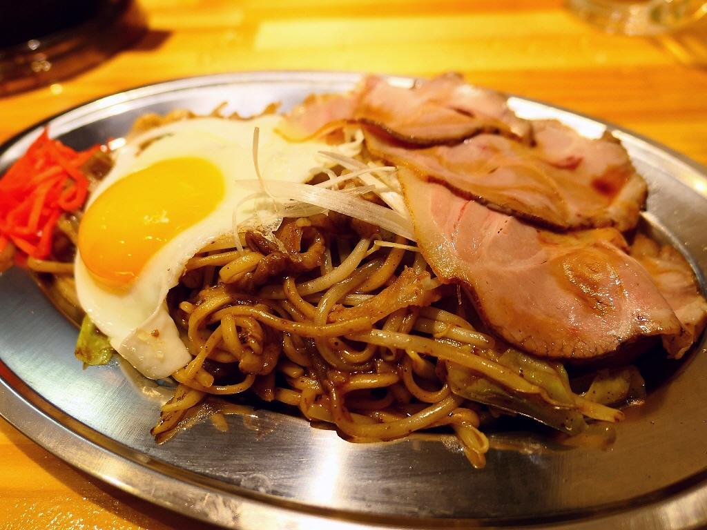 自家製モチモチ麺の焼きそば専門店がオープンします! 堺筋本町 「焼きそば専門 水ト(みうら)」