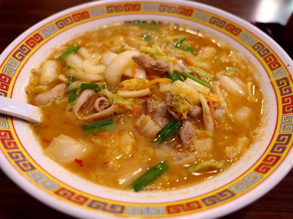 奈良のソウルフードの天理ラーメンは野菜の旨みとニンニクが効いて癖になる味わいです! 奈良県天理市 「天理スタミナラーメン 本通り店」