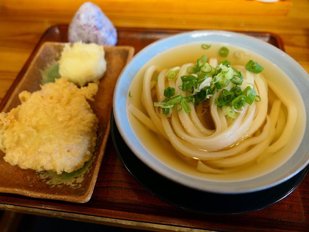 いりこ出汁の素朴な美味しさと強力な腰のうどんは健在です! 兵庫県西宮市 「いわしや」