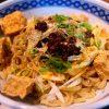 新ジャンルの汁なし麻婆まぜ麺は驚きの美味しさでした! 天神橋4丁目 「黒龍天神樓」
