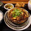 癖になる美味しさの土鍋麻婆豆腐ランチはボリューム満点でお値打ちです! 江坂 「華や 江坂店」