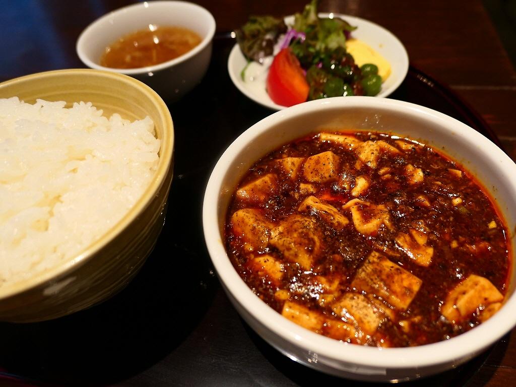 有名ホテル出身シェフによる高級感溢れる癖になる味わいの麻婆豆腐! 中津 「迦羅求羅(カラグラ)」