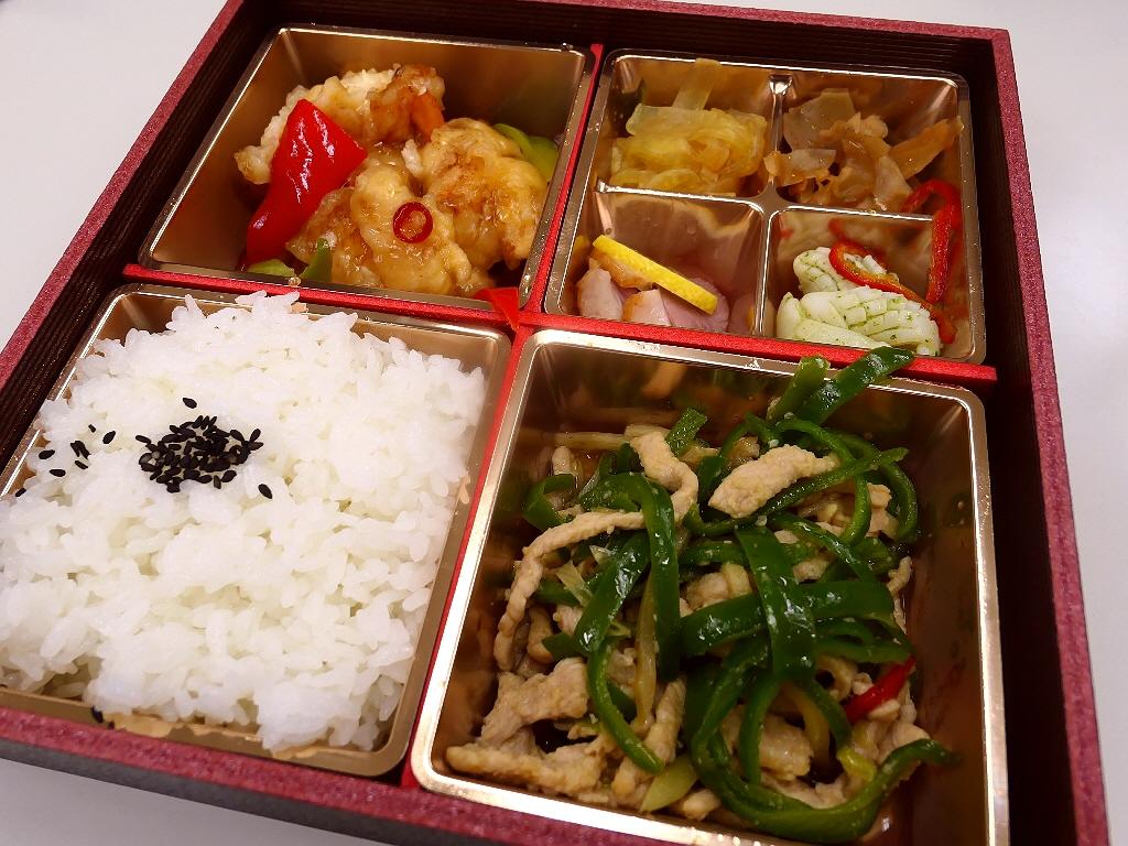 老舗中華料理店のデリバリー弁当は高級感溢れる味わいで満足感が高いです! 心斎橋 「大成閣」