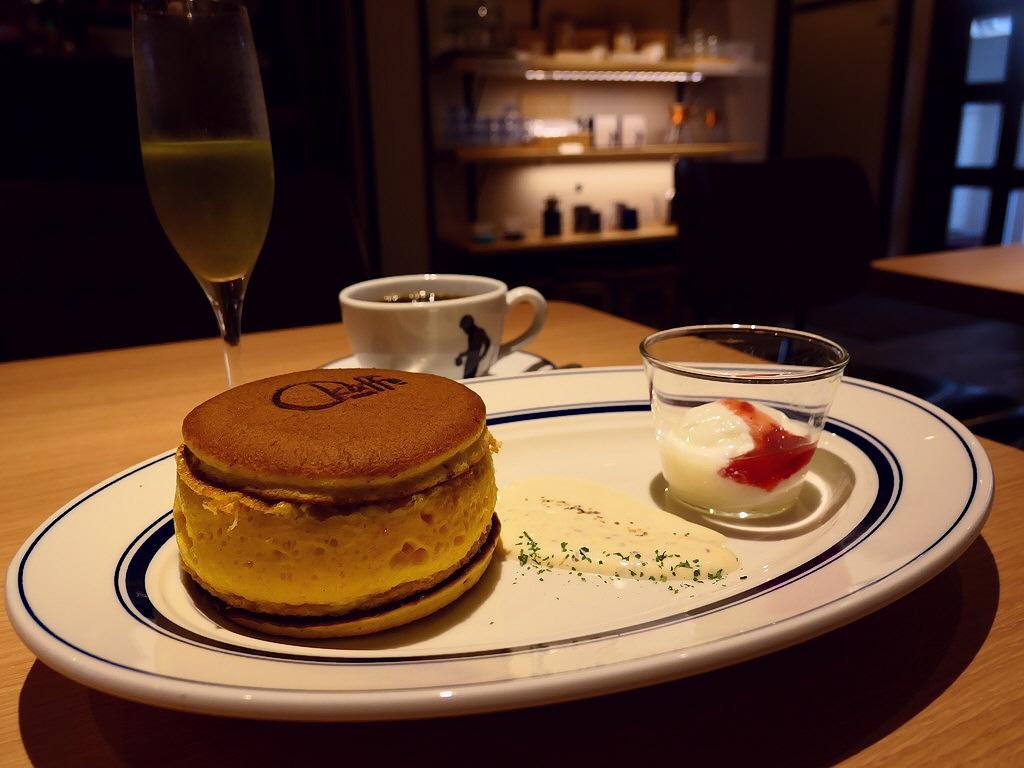 Mのモーニング これまでの概念を覆す絶品玉子サンドモーニングがいただける居心地抜群のカフェ! 京都市下京区 「Okaffe kyoto(オカフェ キョウト)」