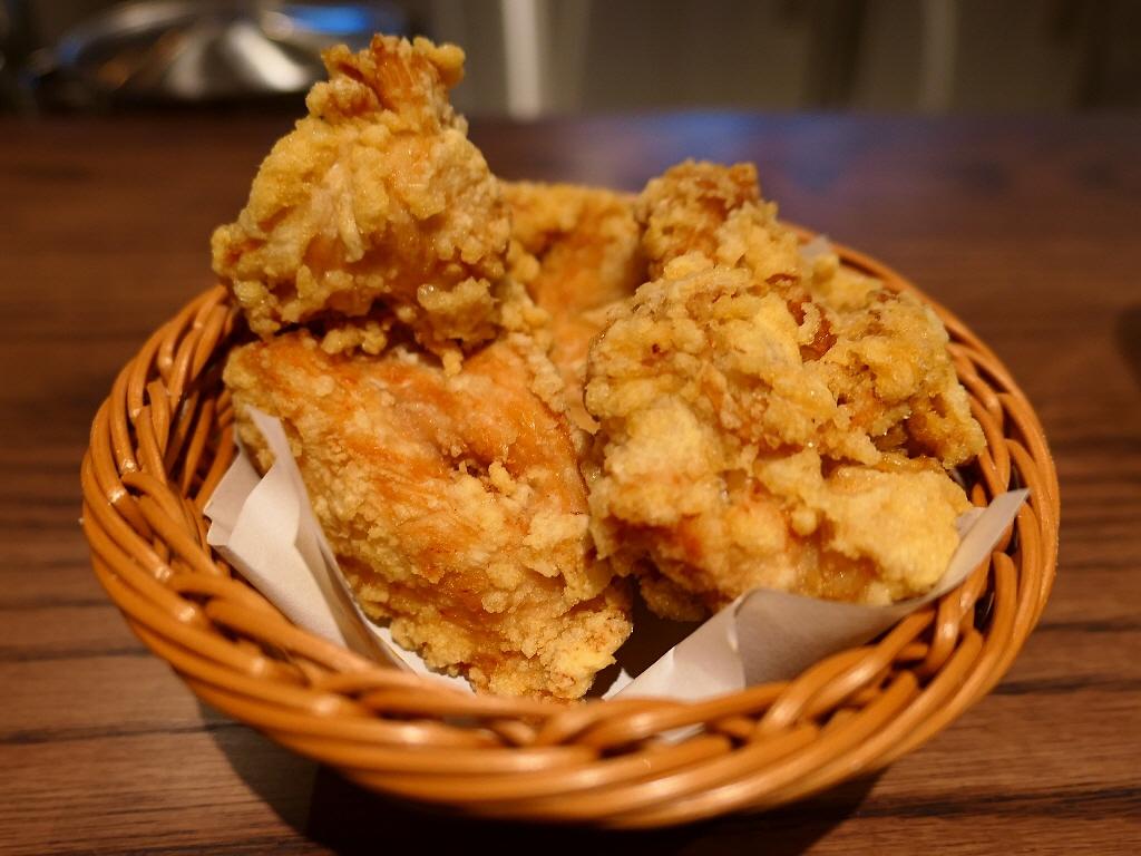 大好きなニューミュンヘンの唐揚げがルクアでも食べられるようになりました! ルクア大阪 「キュッヒェ ニューミュンヘン 」