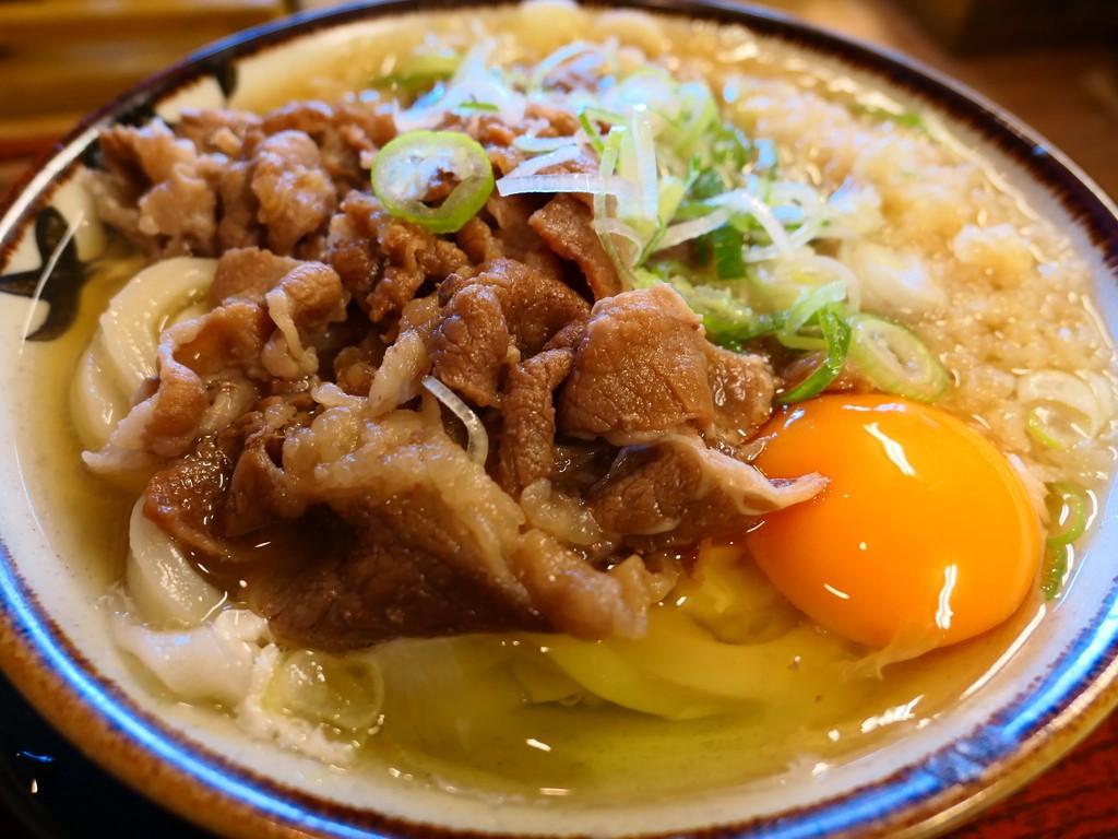 お肉と卵といりこ出汁の相性は抜群でした! 兵庫県西宮市 「いわしや」