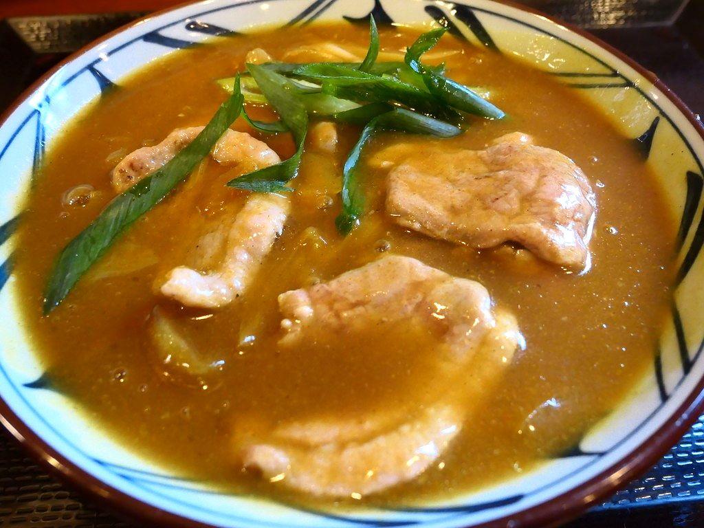 柔らかい鴨肉とカレー出汁が絶妙にマッチする季節限定のカレー南蛮! 箕面市 「丸亀製麺 箕面店」