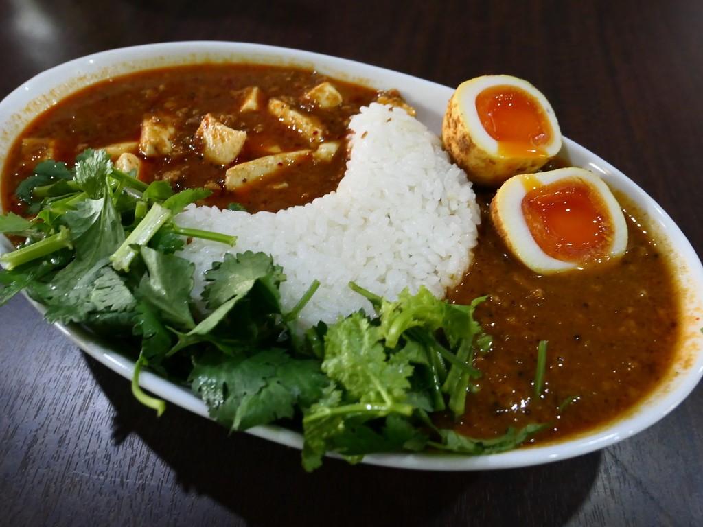 北新地の大人気カレーが東大阪に移転リニューアルオープンしました! 東大阪市 「りんりん」