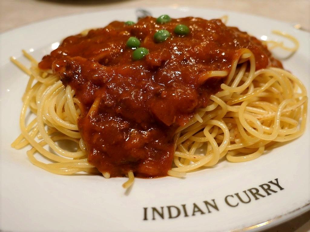 インデアンカレーに行ってインデアンカレーを食べませんでした(^^; 堂島アバンザ 「インデアンカレー アバンザ店」