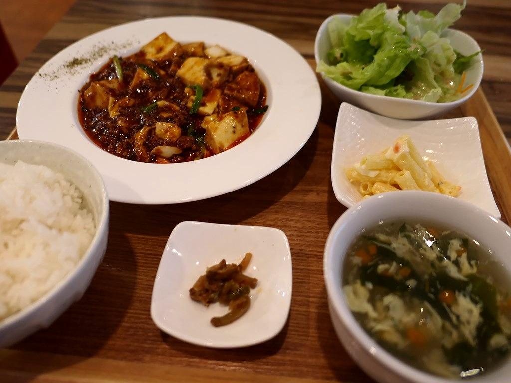 イタリアと中国で修行されたシェフによる病みつき系の絶品四川麻婆豆腐! 本町 「Kitchen HARU」