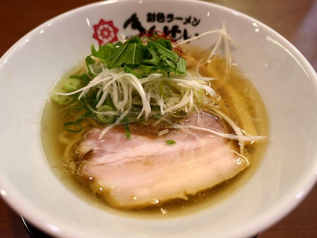 全国のご当地拉麺が集まる京都拉麺小路に大阪代表としてきんせいラーメンがオープンしました! 京都 「彩色ラーメン きんせい 京都拉麺小路店」