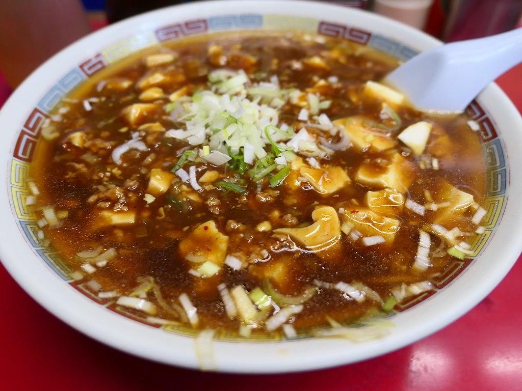 築地市場内のいぶし銀の老舗中華料理店の麻婆麺は奇をてらわない誰もが大好きな味わいです! 築地 「やじ満」