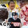 Mの動画! フォトジェニックすぎて美味しすぎるかき氷!BLACK or RED?! @かき氷研究所
