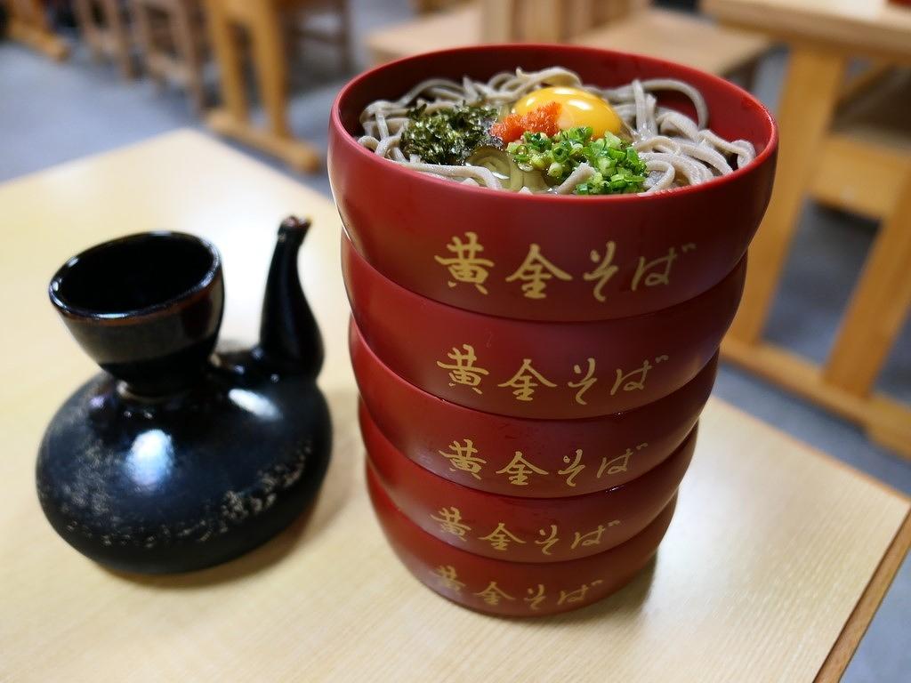 5種類の割子そばが楽しめる出雲の昔ながらのお蕎麦屋さん! 島根県出雲市 「かねや」