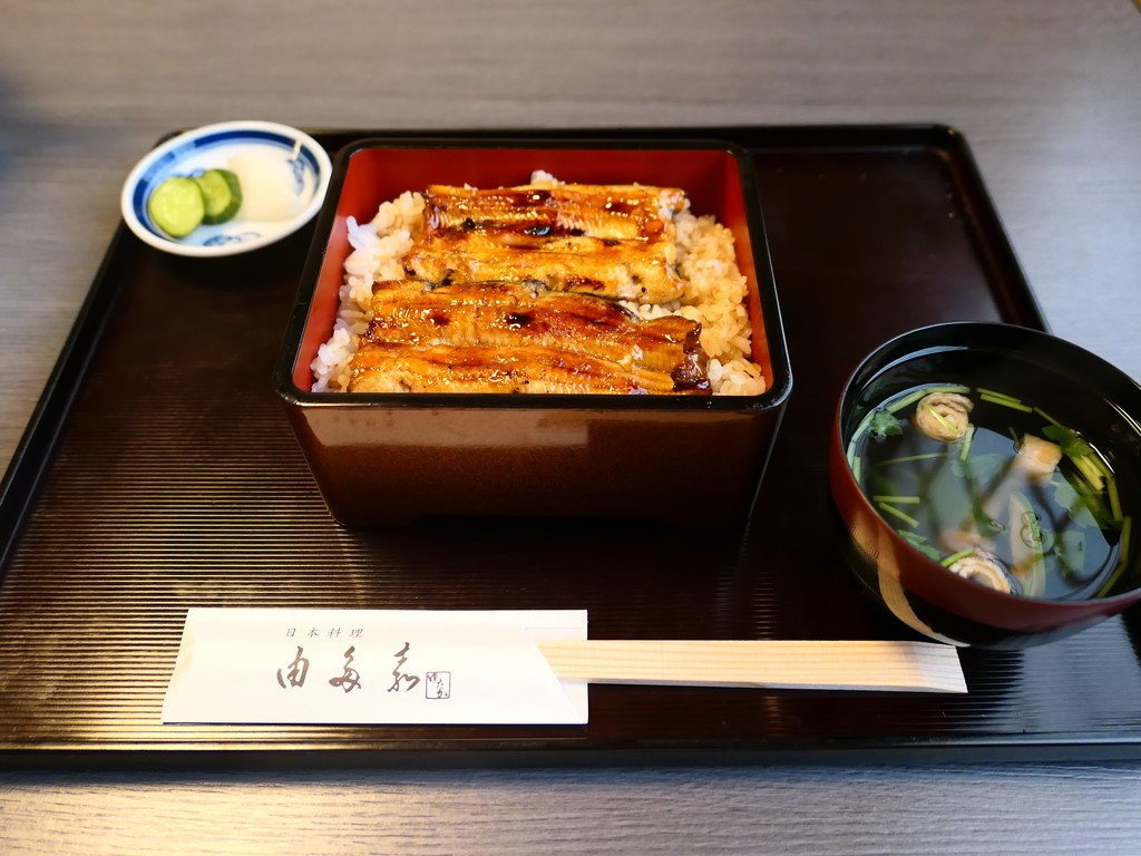 土用の丑の日の恒例になりました!超絶品の江戸前うなぎ! 西天満 「日本料理 由多嘉」