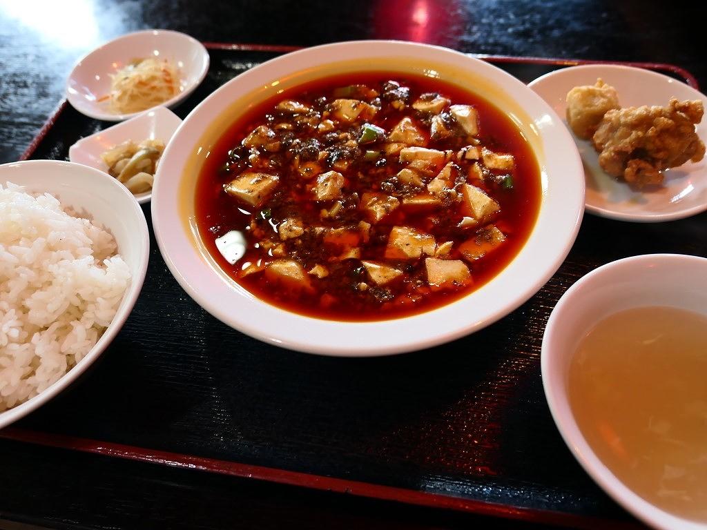 """地元で大人気の中華料理屋さんの""""正式麻婆豆腐""""は正式に美味しさが追求された味わいでした! 交野市 「中国料理 つね川」"""