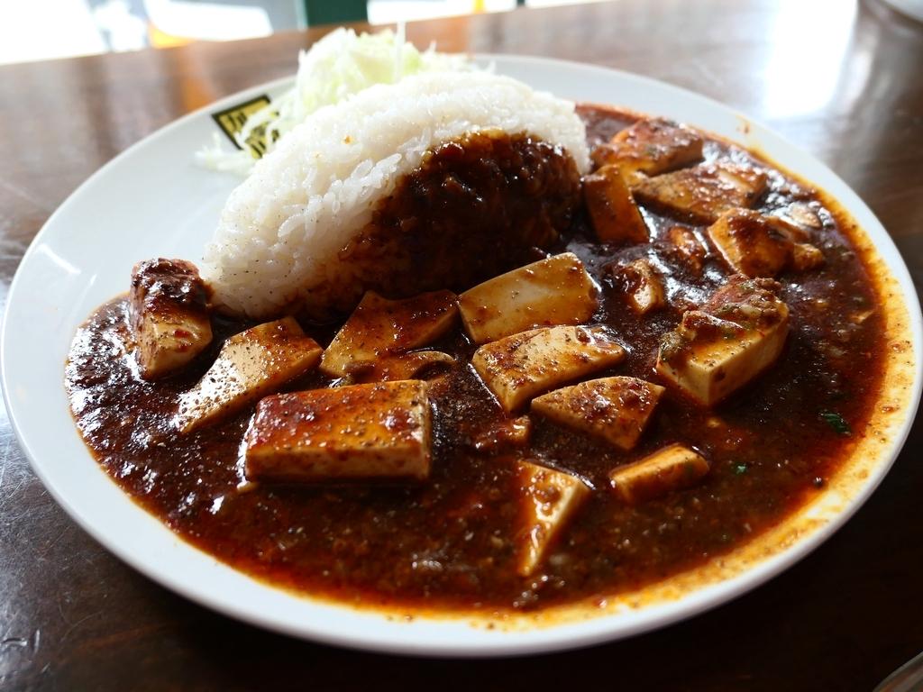 宮崎からやってきたカレー専門店の限定の『四川旨辛麻婆カレー』は感動的な美味しさでした! 守口市 「カレー倶楽部 ルウ 守口店」