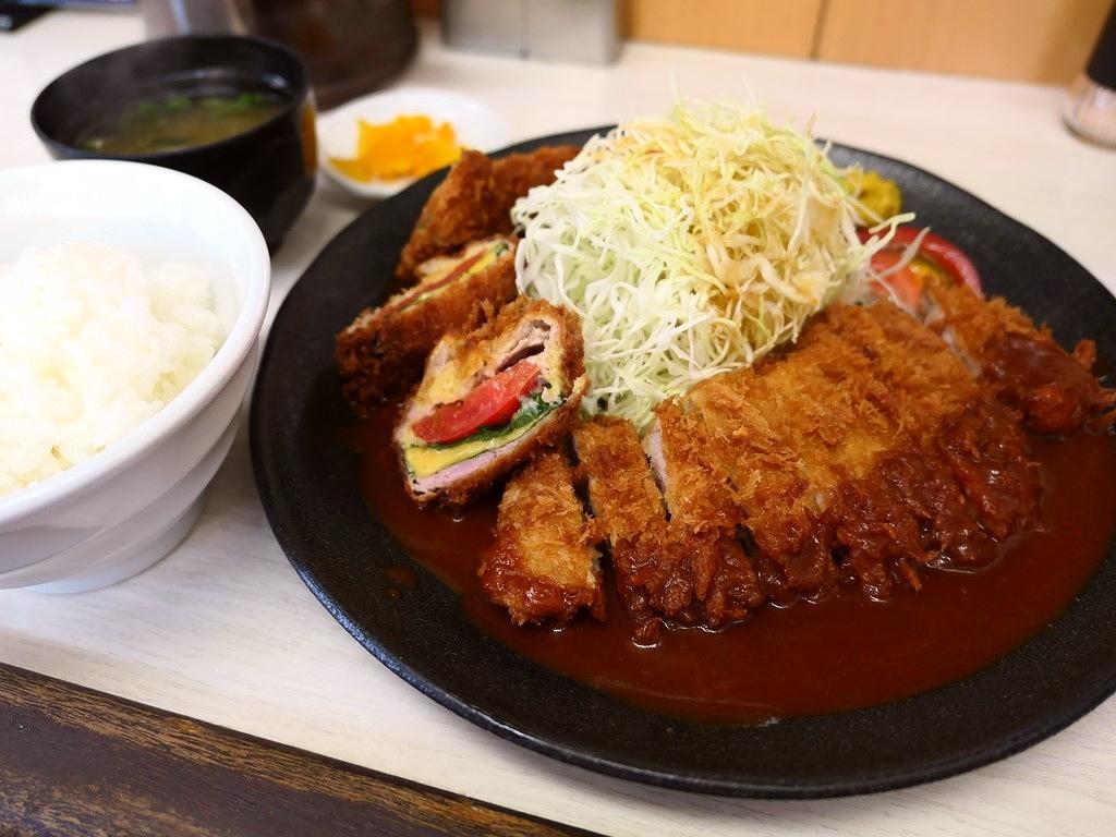 丁寧な仕事でとても美味しくてボリューム満点で地元で大人気の洋食屋さん! 堺市 「味の店 一番]