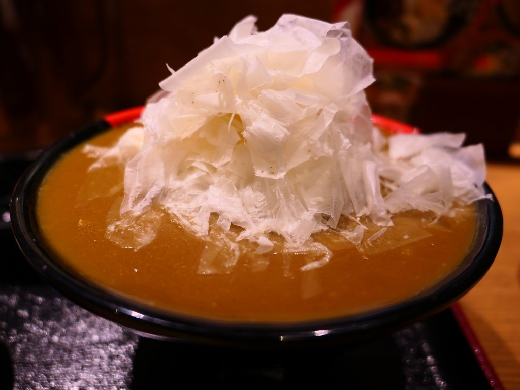 玉造の行列ができる名うどん店がルクア大阪にオープンしました! 梅田 「極楽うどん TKU ルクア大阪店」