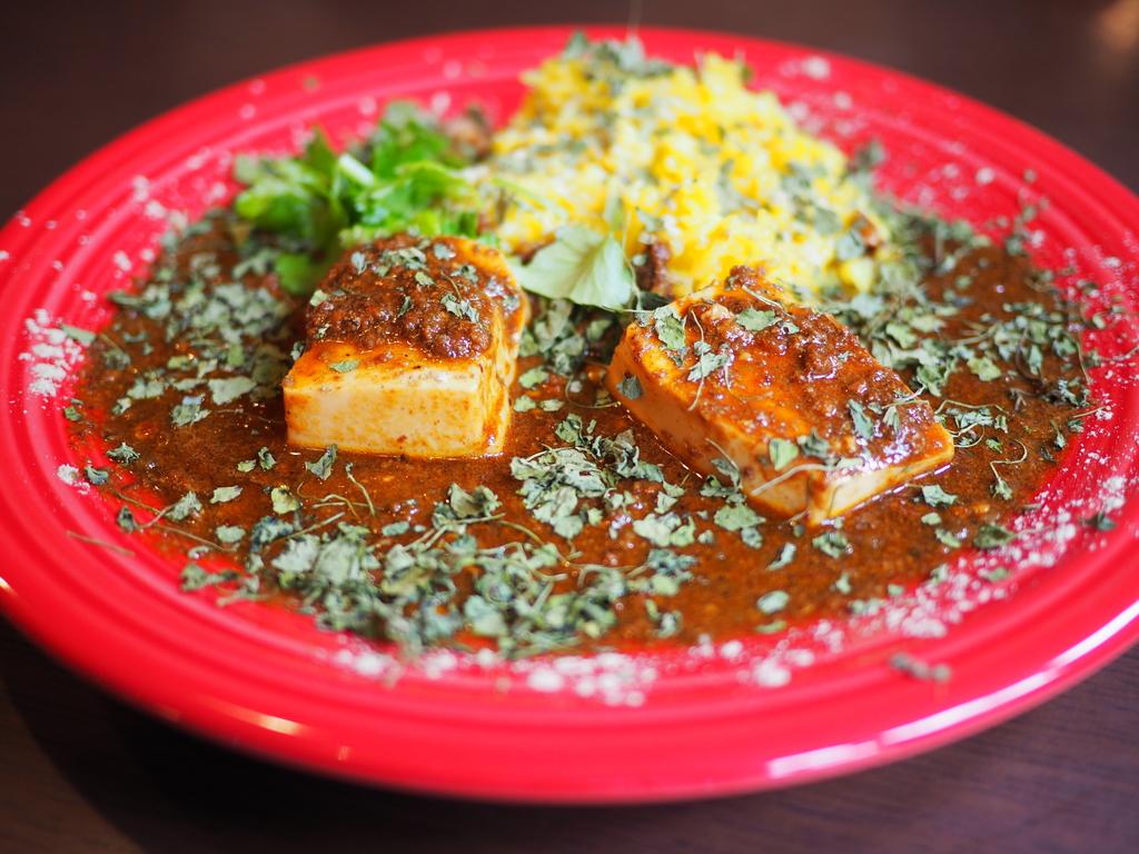 ランチ営業が始まって夜の大人気メニューの麻婆豆腐キーマカレーがお昼に食べられます! 福島区 「PARADISO DEL VINO TAKEUCHI (パラディーゾ デル ヴィーノ タケウチ)」