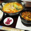 四川担々麺と四川麻婆豆腐の組み合わせは美味しくて体が温まって寒いときは最強です! 谷町四丁目 「四川麻婆 天天酒家 谷町店」