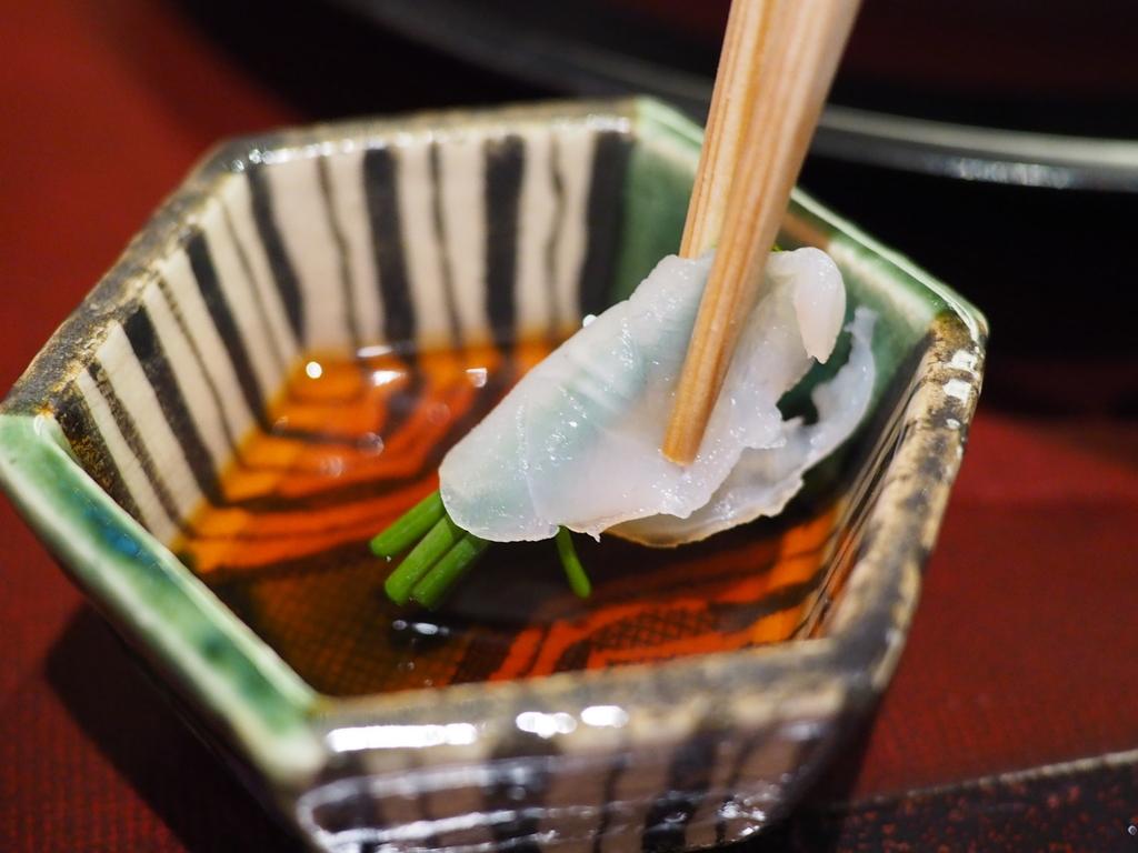お昼から河豚づくしのコースがお手軽にいただける期間限定の河豚会席! ウェスティンホテル大阪 「日本料理 はなの」