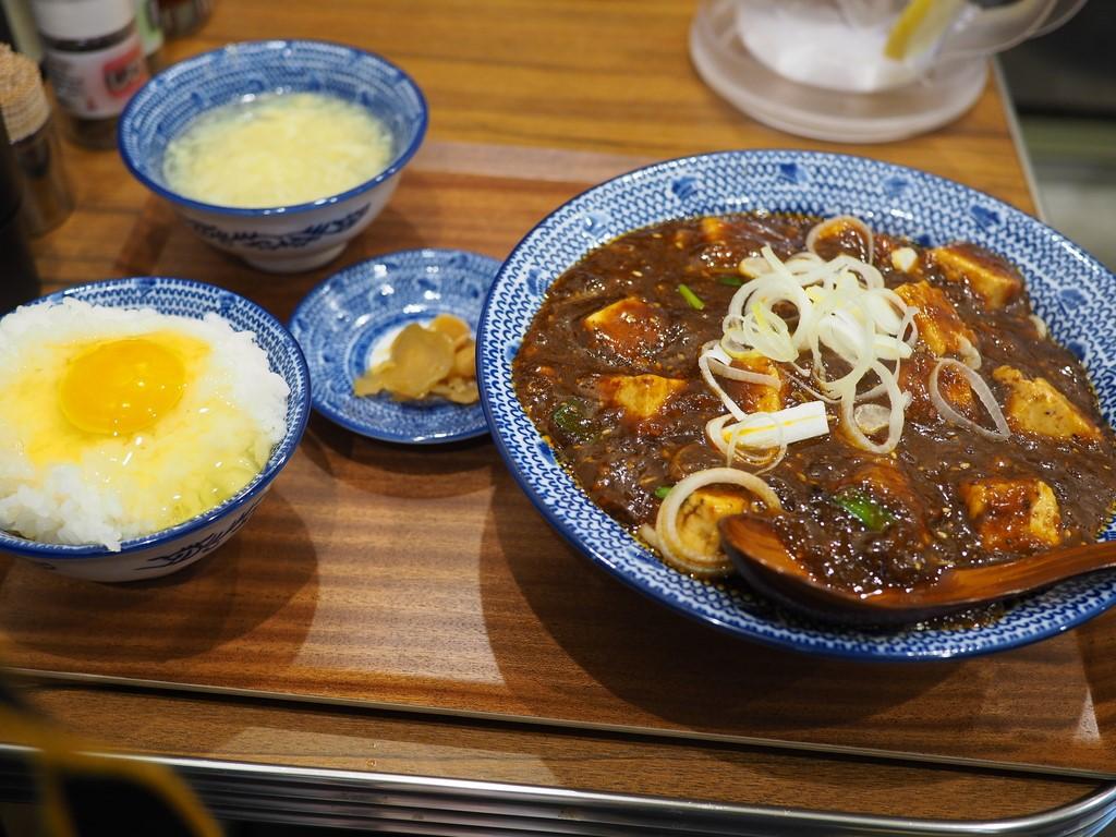 仙台のご当地グルメ『マーボー焼そば』が食べられるお店の3号店がオープンしました! 堺筋本町 「焼きそば専門 水ト 船場センタービル店」