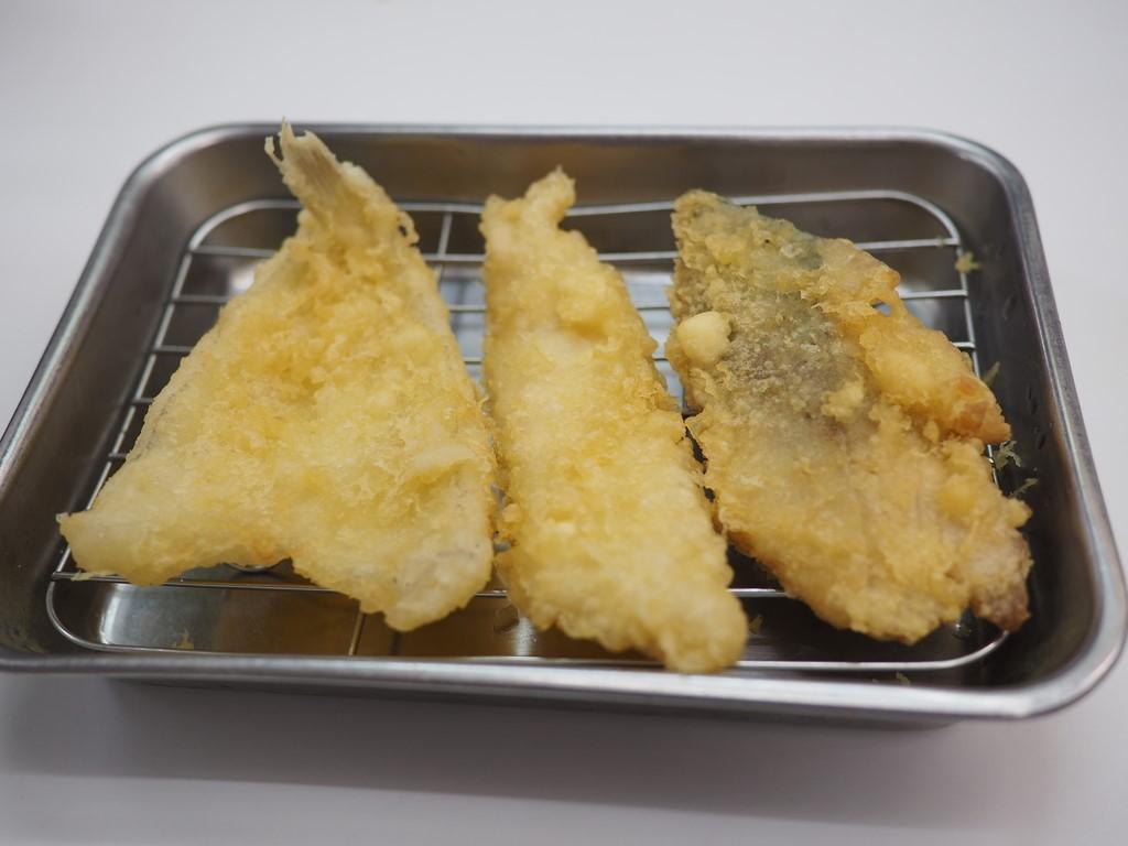食べ放題のイカの塩辛と揚げたての天ぷらがたまらなく旨い多くの福岡県民に愛されるお店! 福岡市早良区 「天麩羅ひらお 早良店」