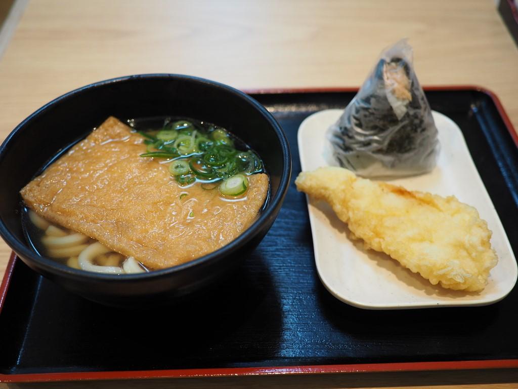 福島駅前でうどんもお出汁も十分過ぎるほど美味しい激安のセルフうどん店がオープンしました! 福島区 「手打ちうどん がんちゃん 福島店」