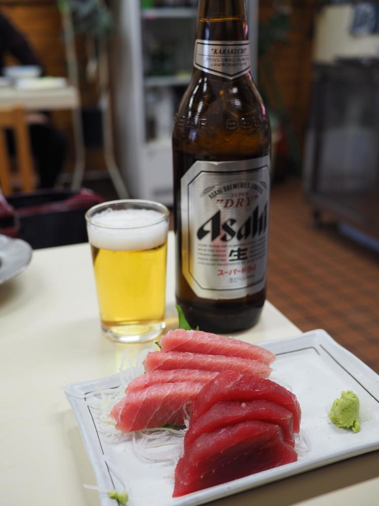 Mのちょっと一杯!美味しくてとても良心的価格の地元で凄まじい人気の食堂 東京都北区 「三忠食堂」