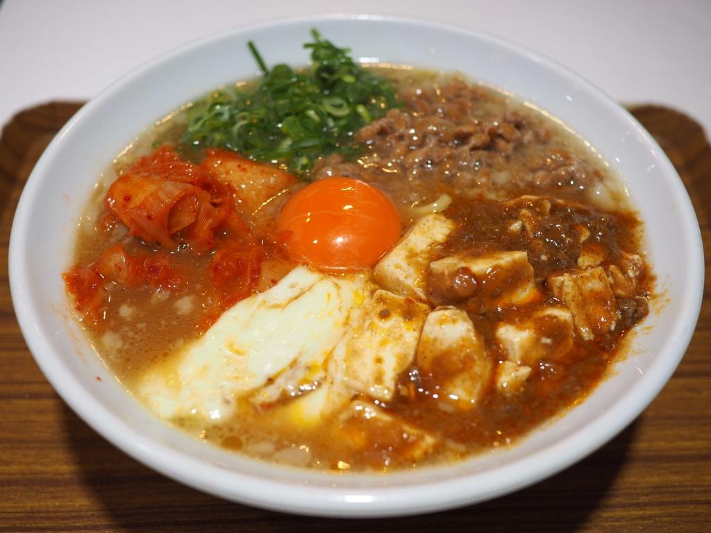 大阪の美味しい麺料理を盛り上げる「大阪好っきゃ麺」の2019年のスタンプラリーが始まりました! 谷町四丁目 「麺とかき氷 ドギャン 谷四店」