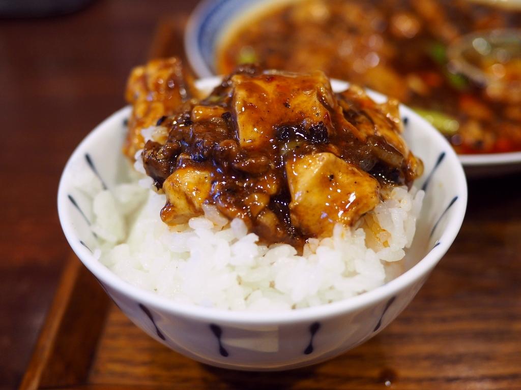 麻婆豆腐のうまさは異常  [302521845]->画像>18枚