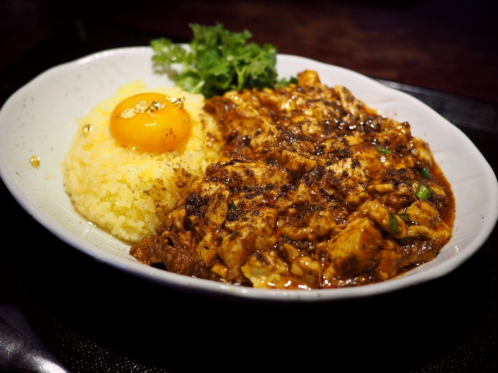 期間限定の『黄金の麻婆豆腐』は超癖になる味わいで旨すぎます! 天神橋4丁目 「黒龍天神樓」
