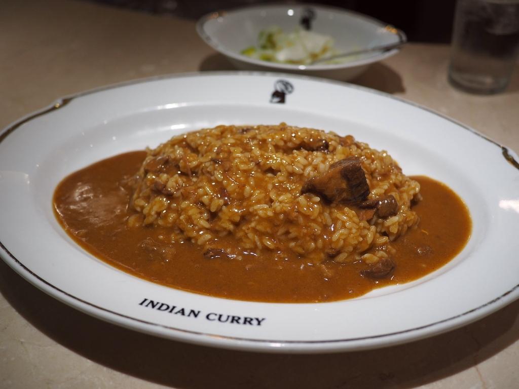 いつ食べても何度食べても変わることのない感動の美味しさ! 梅田 「インデアンカレー 阪急三番街店」