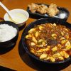 本格的な味わいの四川麻婆豆腐のボリューム満点ランチは満足感が高いです! 淀川区西中島 「華Sansyou学」