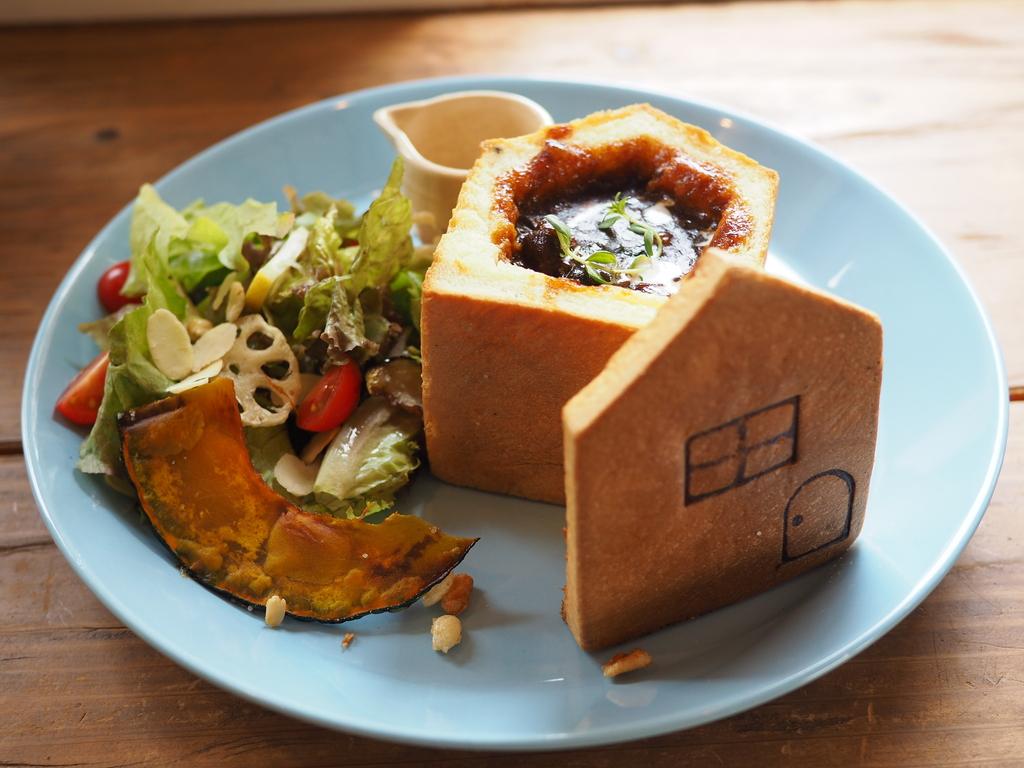お洒落な空間で可愛いくて美味しいおうちパンランチがいただける大人気パン屋カフェ! 上新庄 「BRUNO (ブルーノ)」