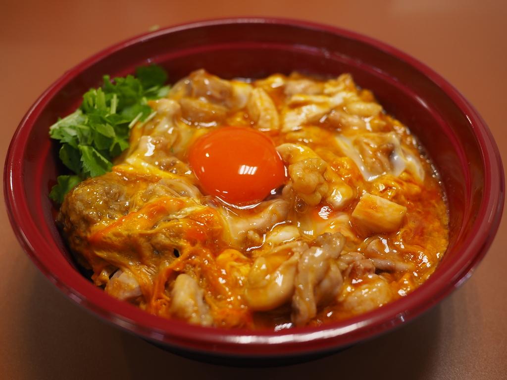 『オールTBS&MBSおめざ感謝祭』で超絶に旨い大阪最高峰の親子丼が食べられます! @あべのハルカス近鉄本店