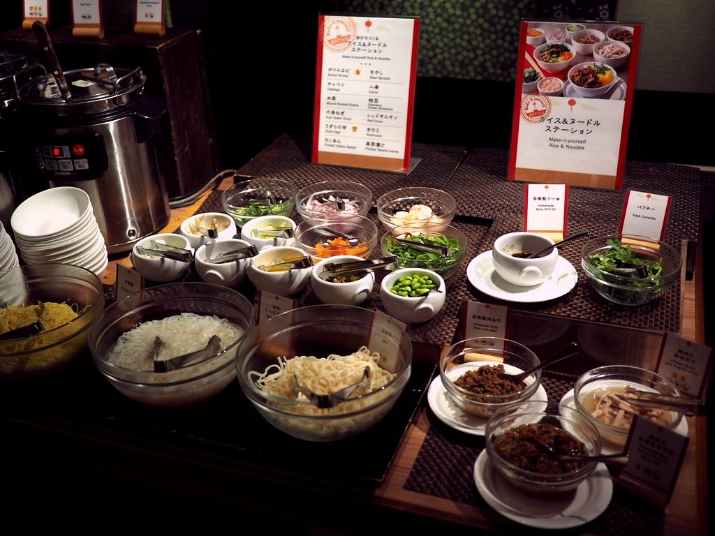 本場の味そのままの様々な台湾料理ビュッフェが始まりました! 京都タワーホテル 「タワーテラス」