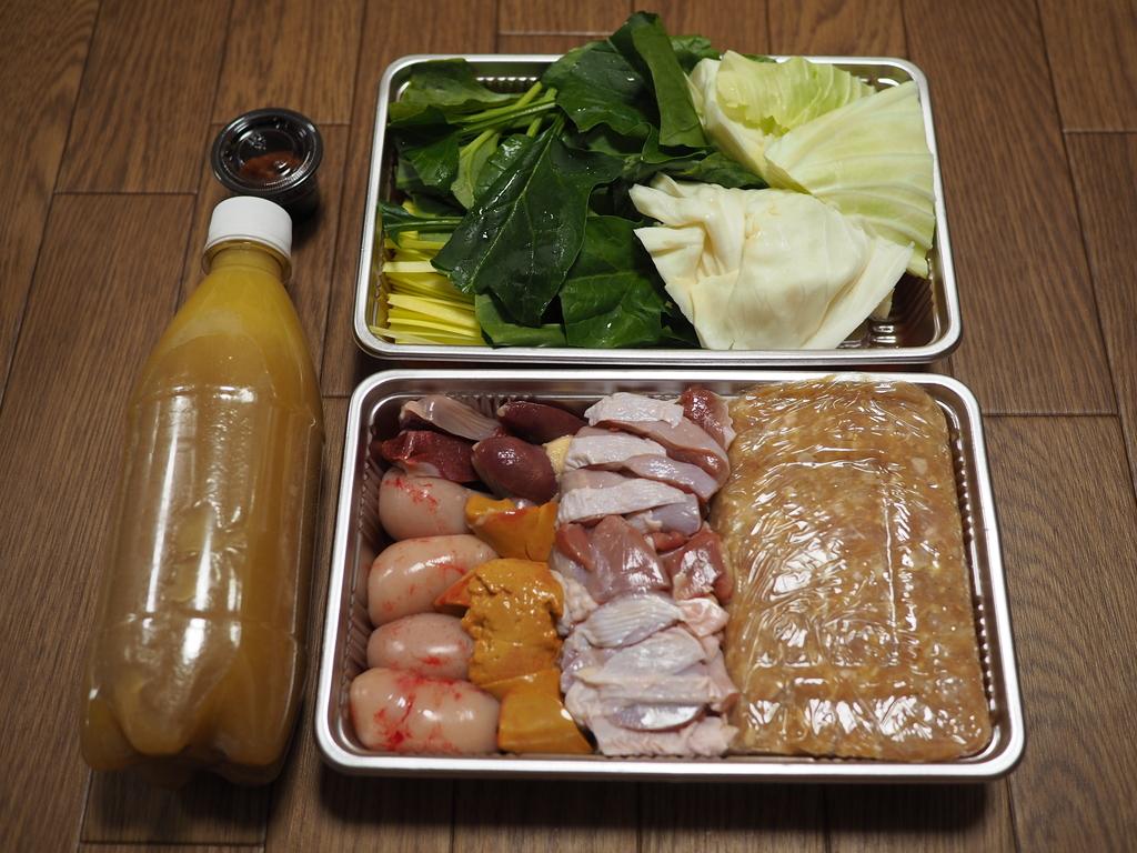 お店の本格的な味わいの『水炊き』と「鶏すき焼き」のテイクアウトが始まりました! 福島区 「炭香T2(スミコウテツ)」