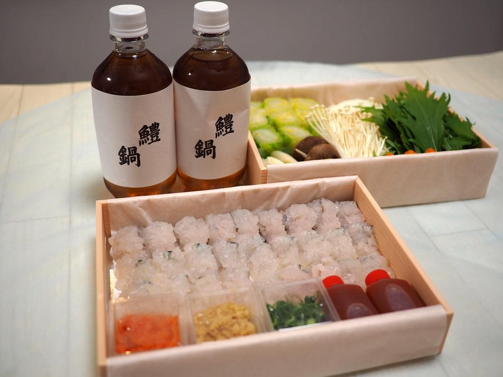 日本屈指の名料亭の伝統の味と技を伝えるお店の絶品『鱧すき鍋』を良心的価格でお取り寄せ! 北新地 「日本料理 湯木」