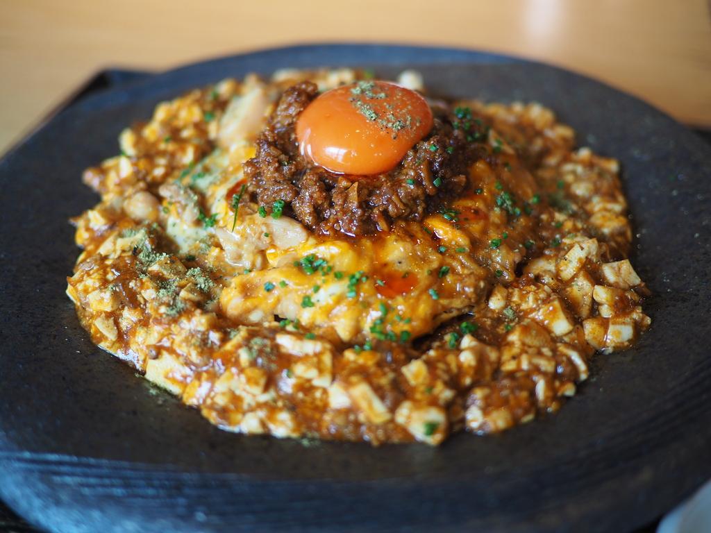 超絶に美味しい幻の親子丼『太陽の麻婆親子丼』が期間限定で復活しました! 豊中市 「鼓道」