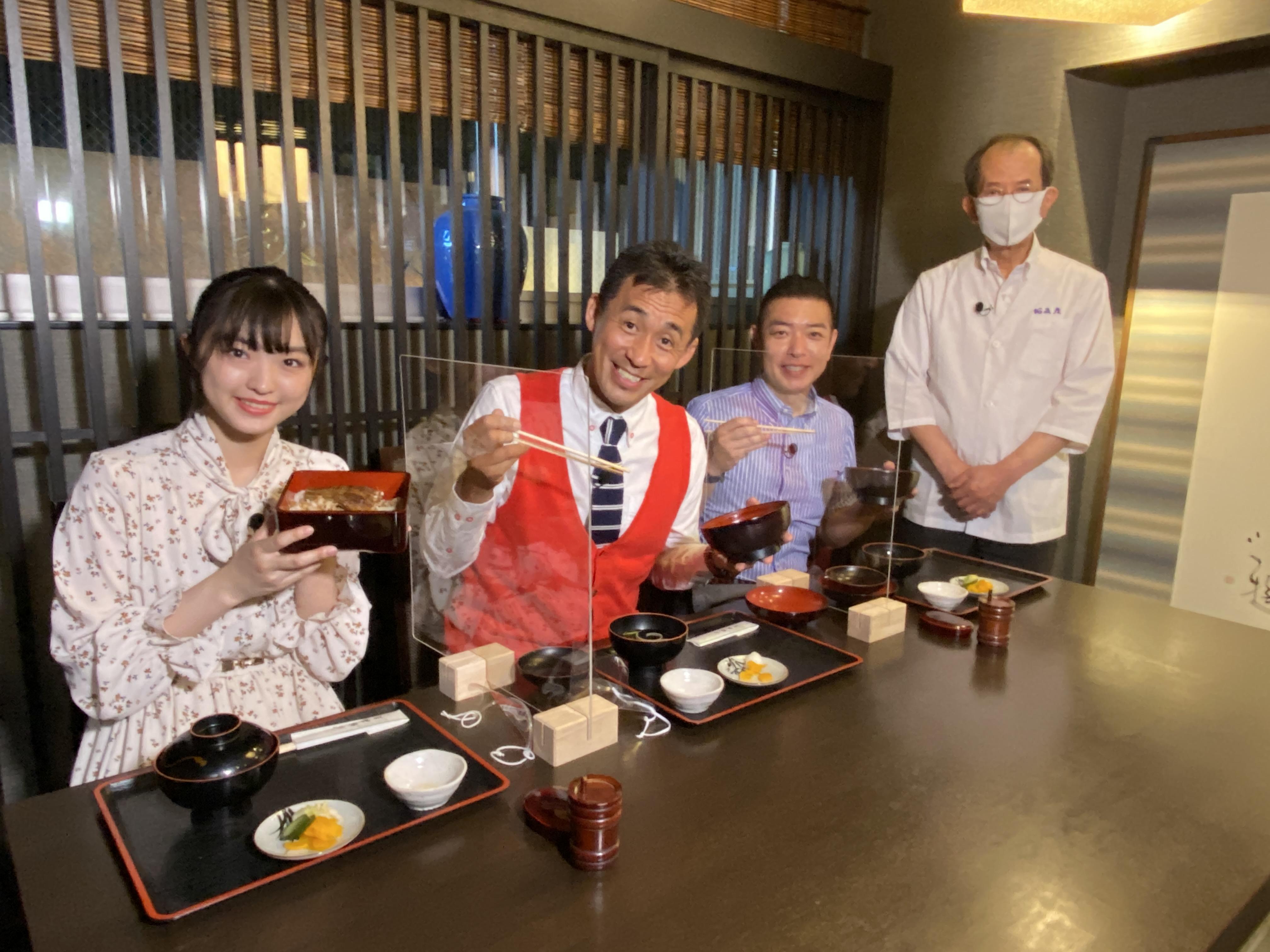 北浜エリアの飲食店事情の秘密を大公開! 『おでかけ発見バラエティ かがくdeムチャミタス!』に出演させていただきます!@テレビ大阪