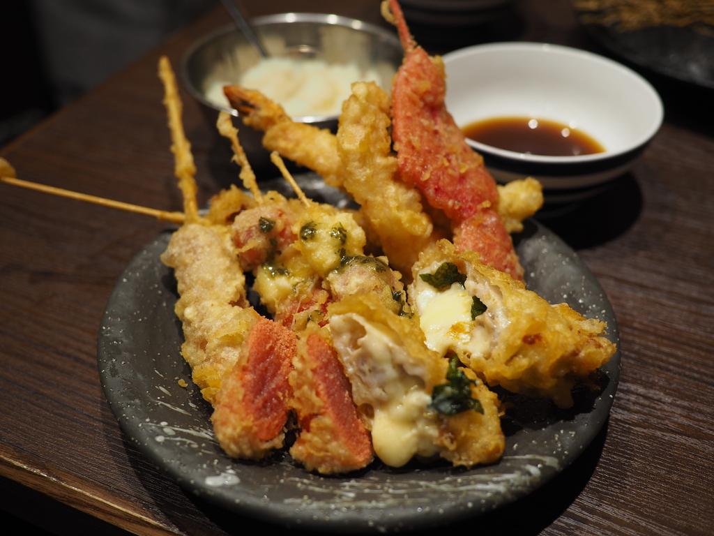 深夜に行列が出来る堺の名店の味が梅田でお手軽に楽しめます! 梅田 「天ぷら大吉 ホワイティうめだ店」
