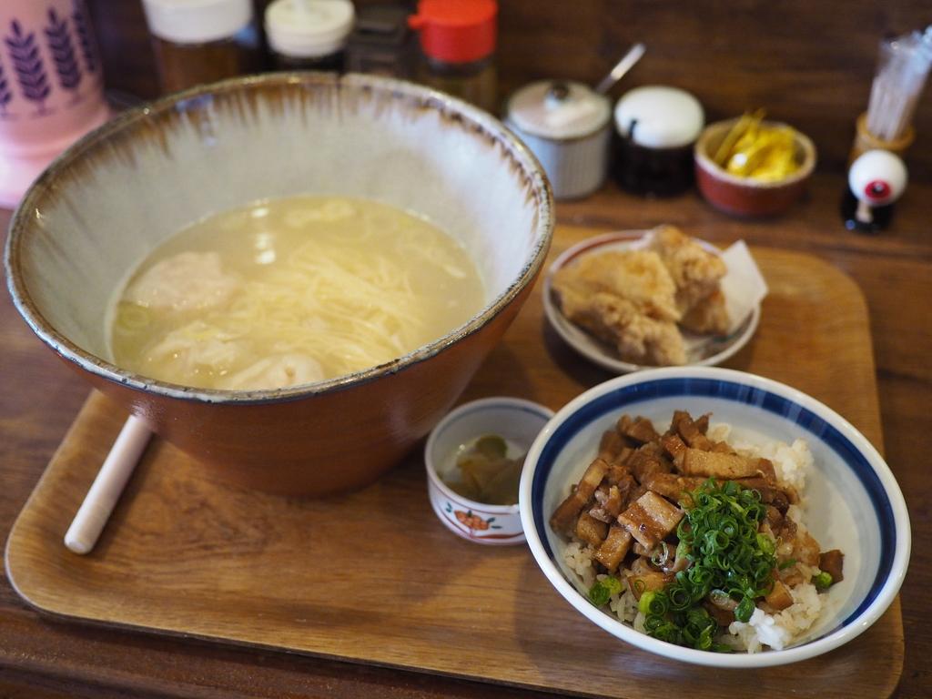 人気台湾煮込み料理屋さんのランチメニューがリニューアルして超お得ランチが登場! 福島区 「台湾煮込み 鶏蛋 (チータン)」